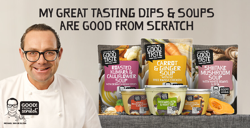 Good From Scratch Dips and Soups