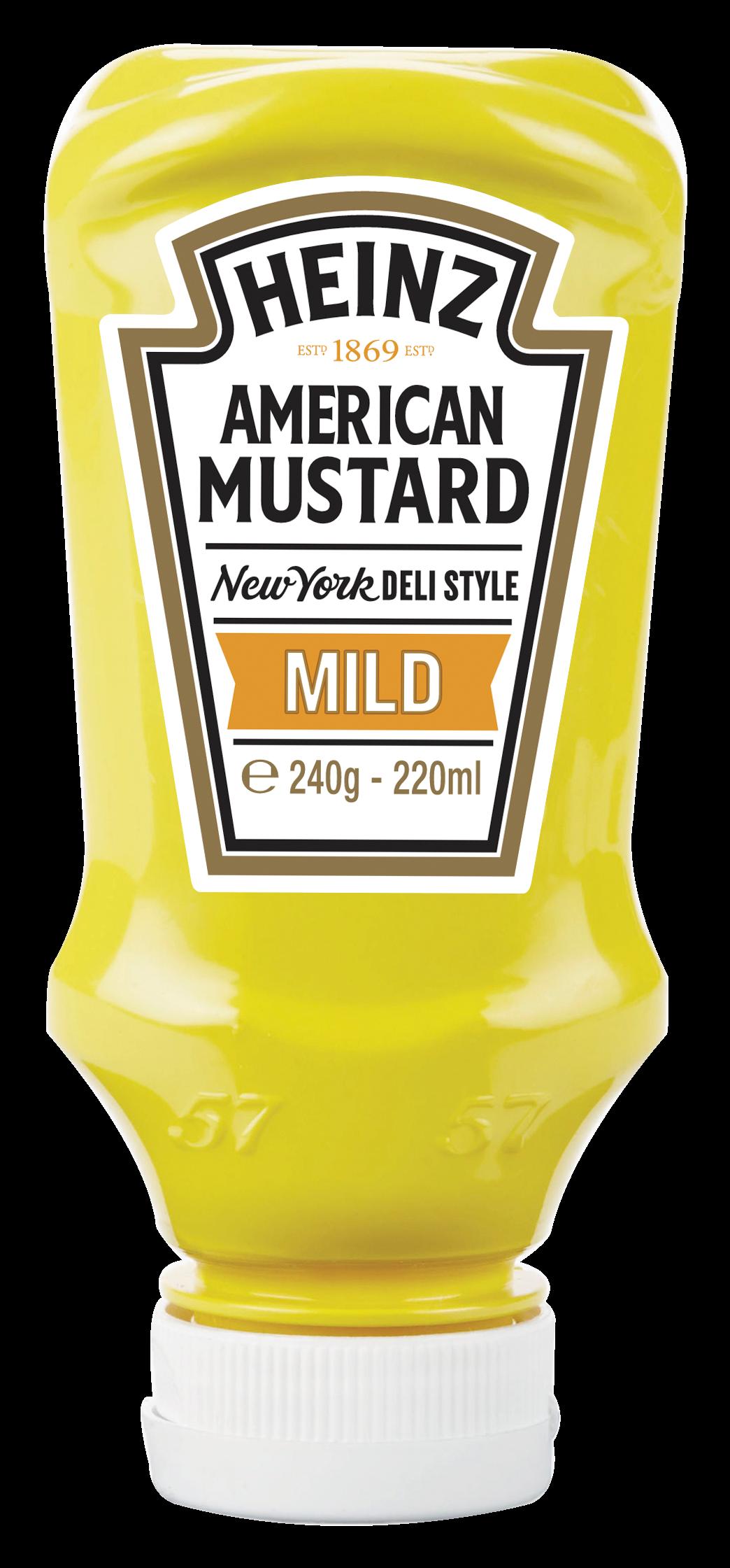 American Mustard Mild