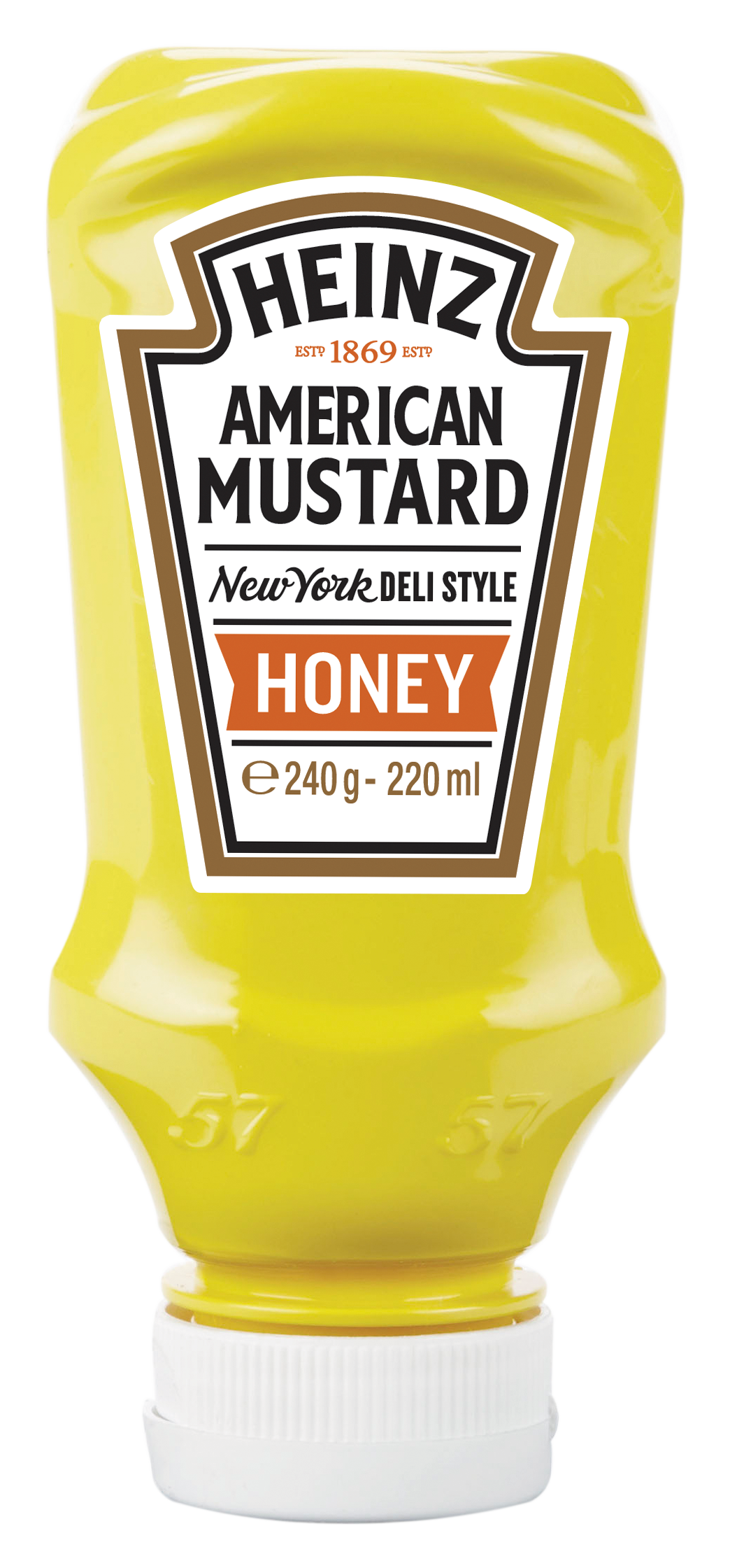 American Mustard Honey