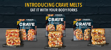 Crave melts