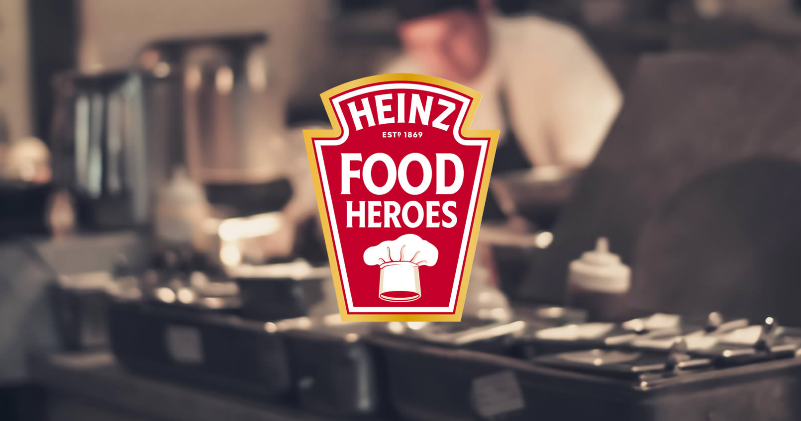 Heinz Food Heroes Banner image