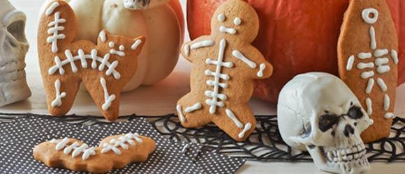 Spooky Halloween Cookie Recipes