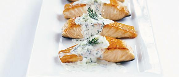 Healthy Living Salmon Recipes