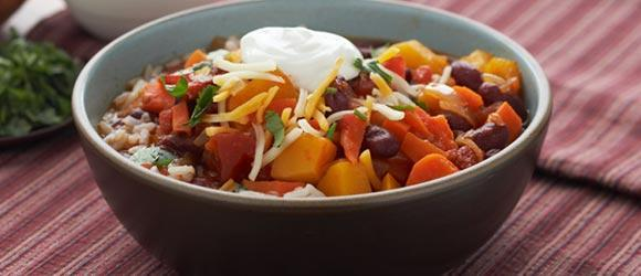 Veggie Chili Recipes