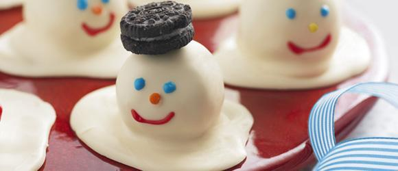 Snowman Recipes