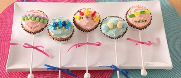 Baby Shower Cupcake Recipes