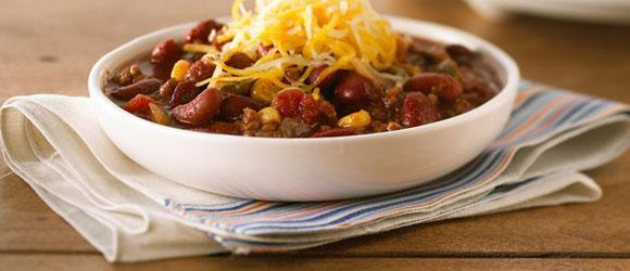 Slow-Cooker Chili Recipes
