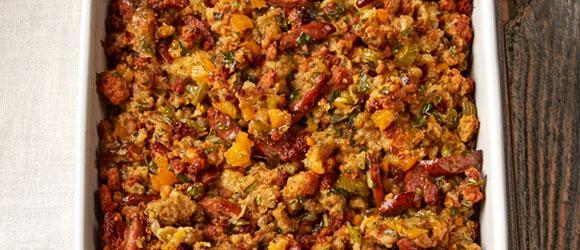 Turkey Stuffing Recipes