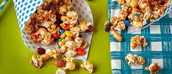 Fun Popcorn Recipes