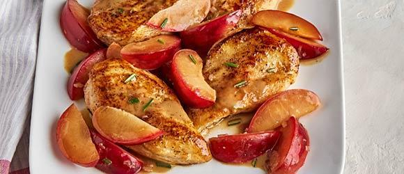 Healthy Living Chicken Recipes