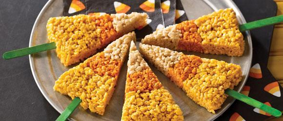 Halloween Rice Krispies® Treats™