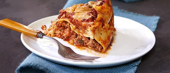 Slow-Cooker Lasagna Recipes