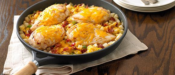 OSCAR MAYER Bacon and Chicken Recipes