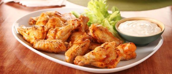 Easy Chicken Wing Recipes