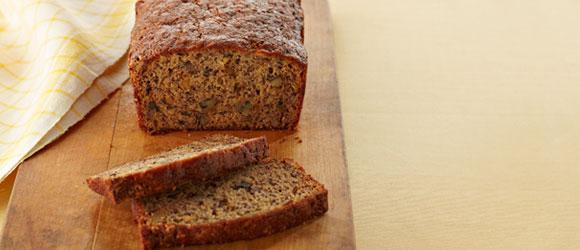 Healthy Living Banana Bread Recipes