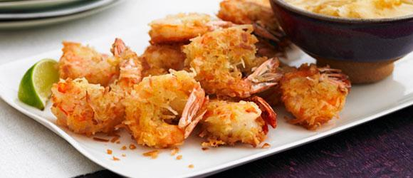 Fried Shrimp Recipes