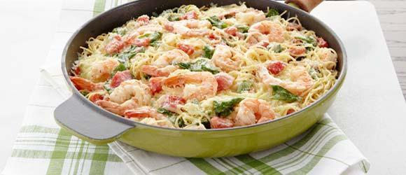 Shrimp and Pasta Recipes