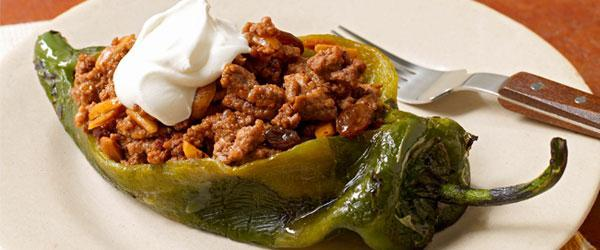 Poblano Pepper Recipes