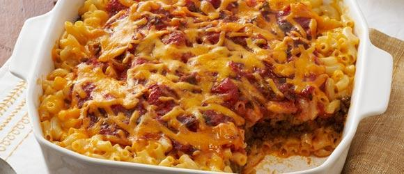 Ground Beef Casseroles