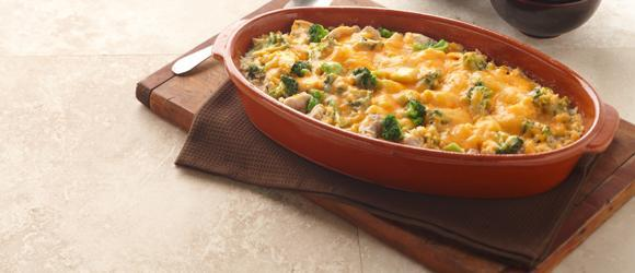 Chicken & Rice Casseroles