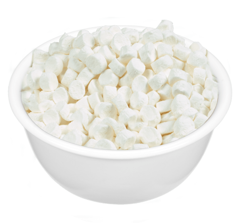 Dehydrated Marshmallow Bits