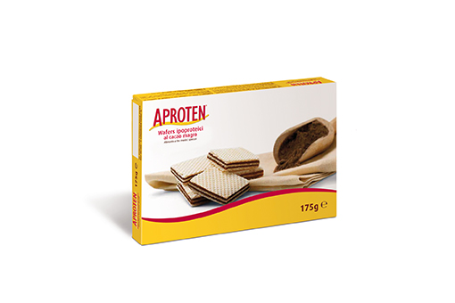 Wafer al Cacao magro