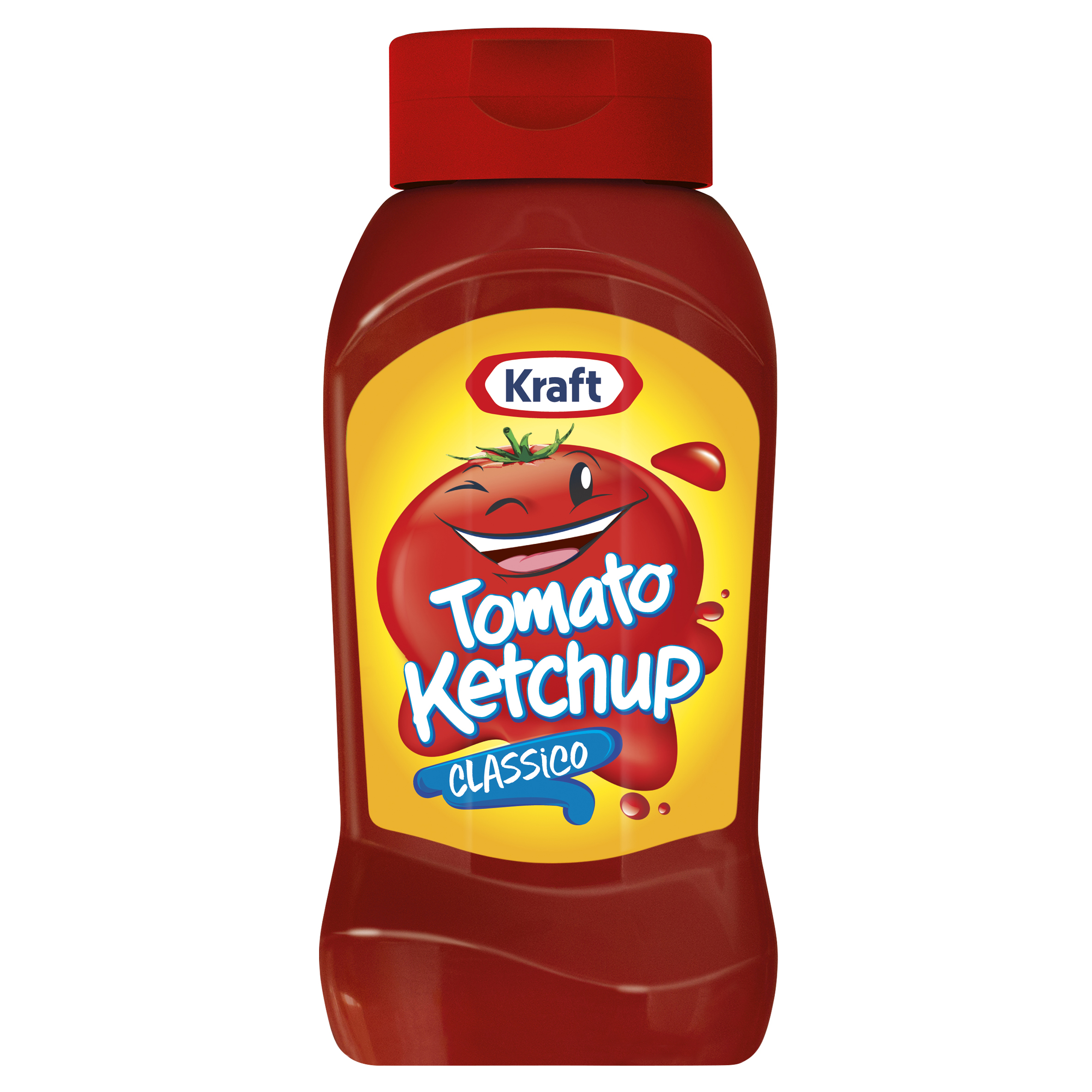 Kraft Tomato Ketchup 410ml Up Right image