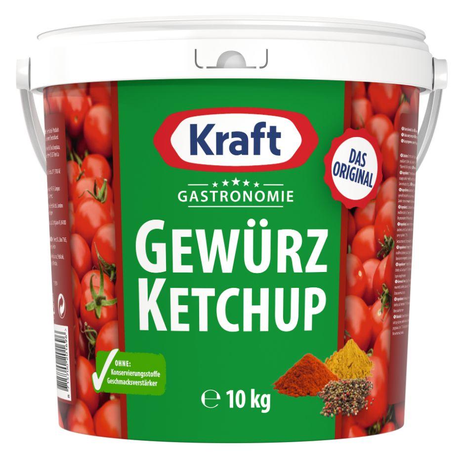 Kraft Gewürz Ketchup 10kg image