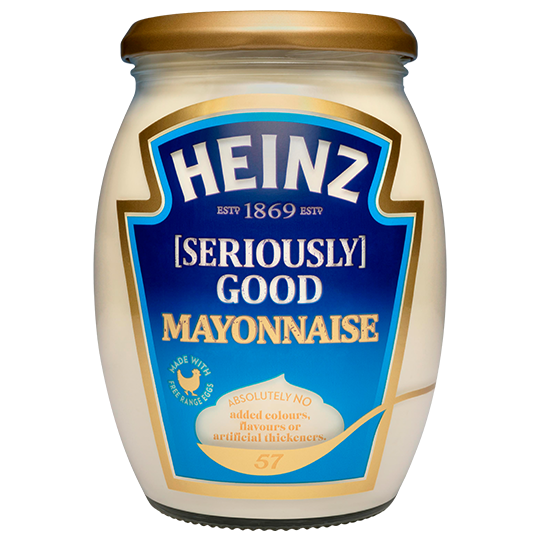 [Seriously] Good Mayonnaise