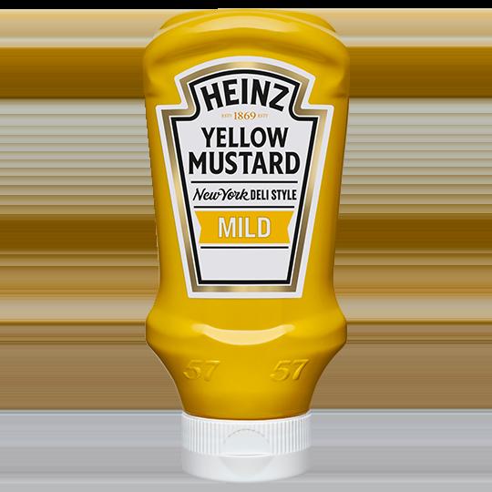 Mild Yellow Mustard