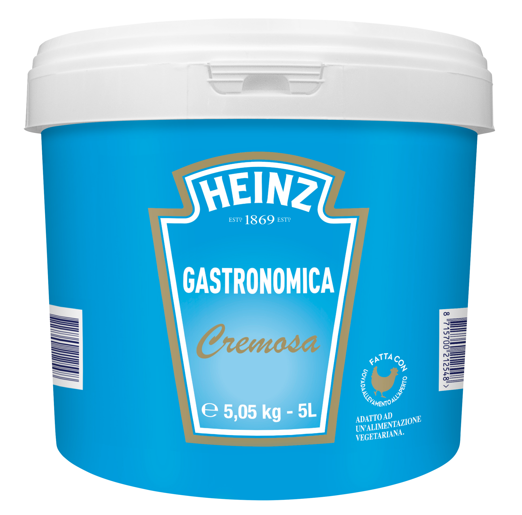 Heinz Maionese 5kg Secchio image