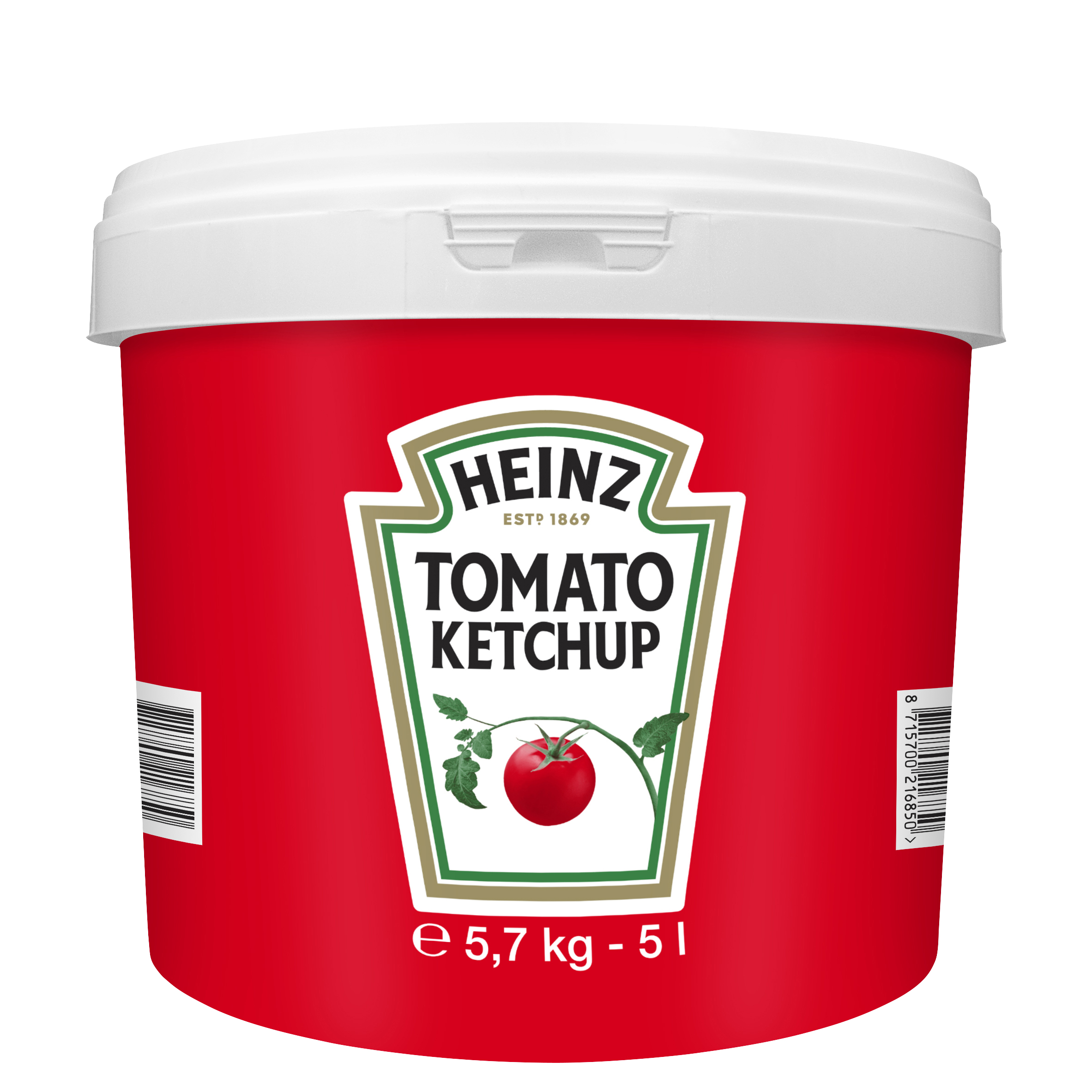 Heinz Ketchup 5L image