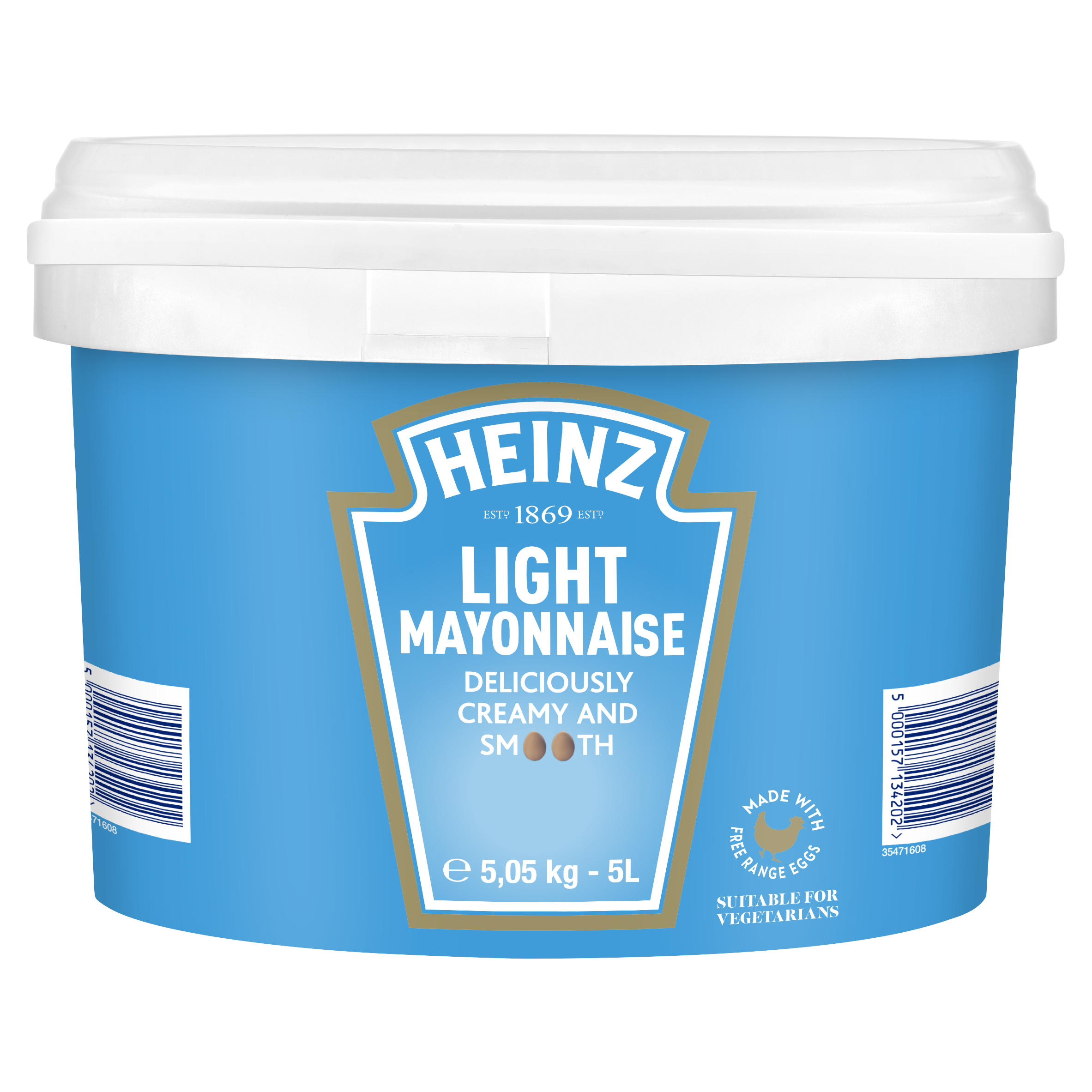 Heinz Mayonnaise Light 5L