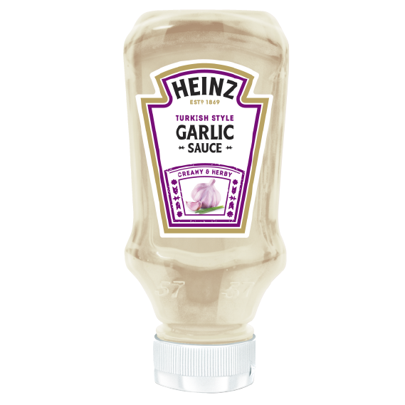 Turkish Style Garlic Sauce