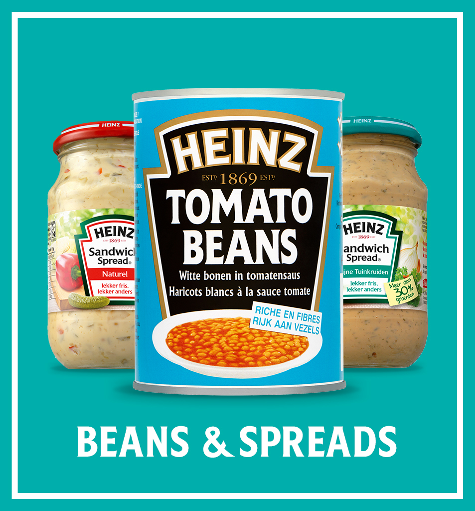 Beans & Sandwich Spreads