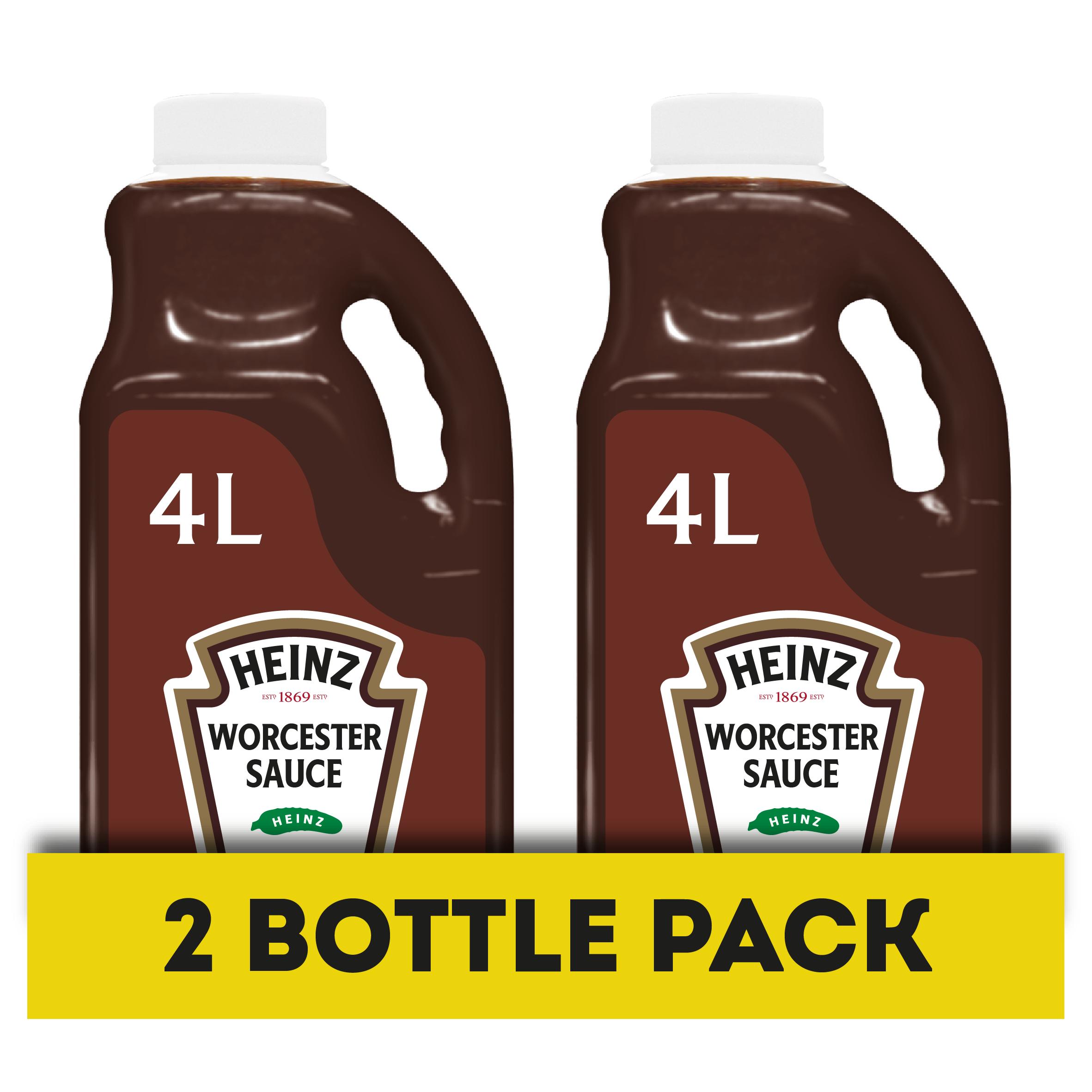 Heinz Worcester Sauce 4000ml image