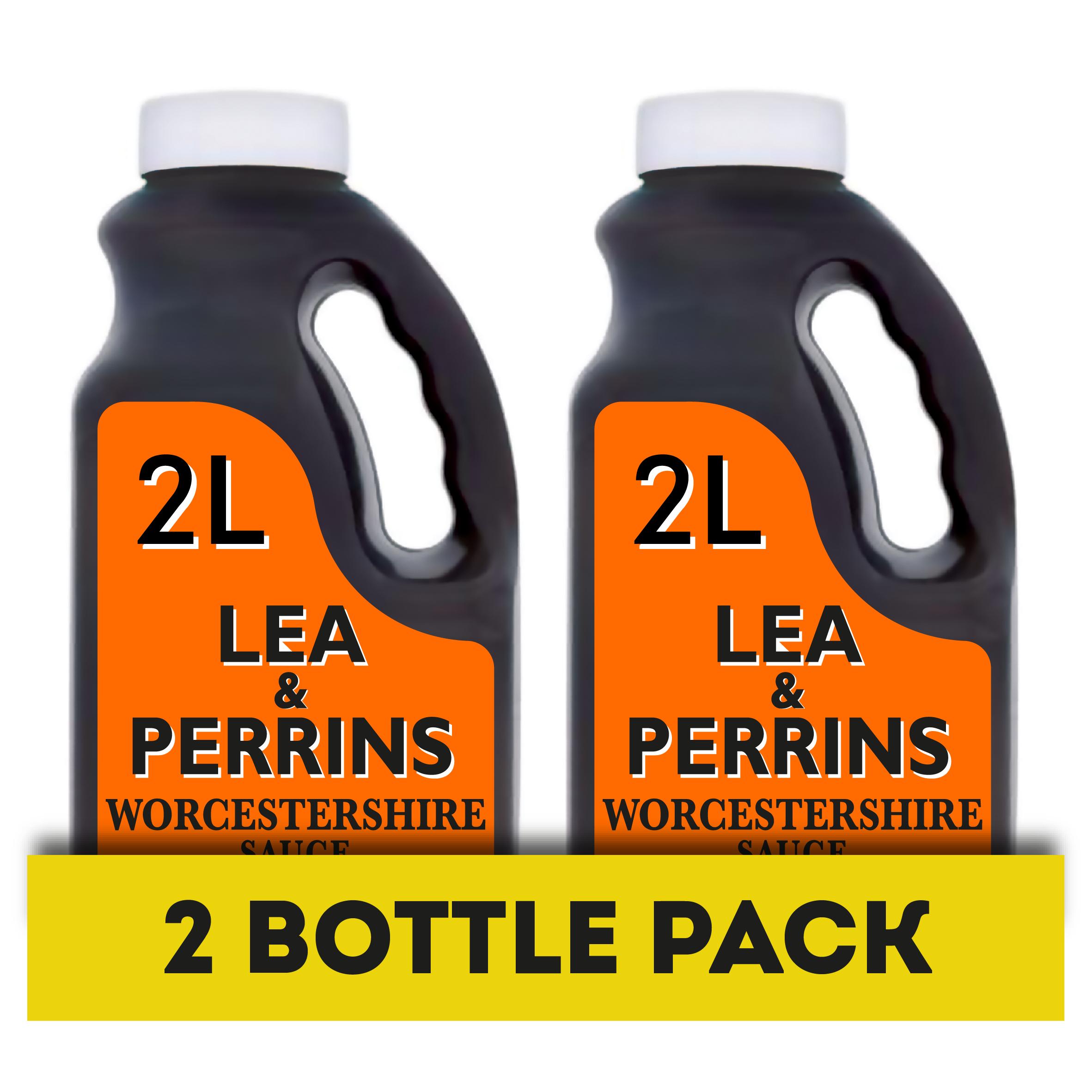 L&P Worcester 2l Jars