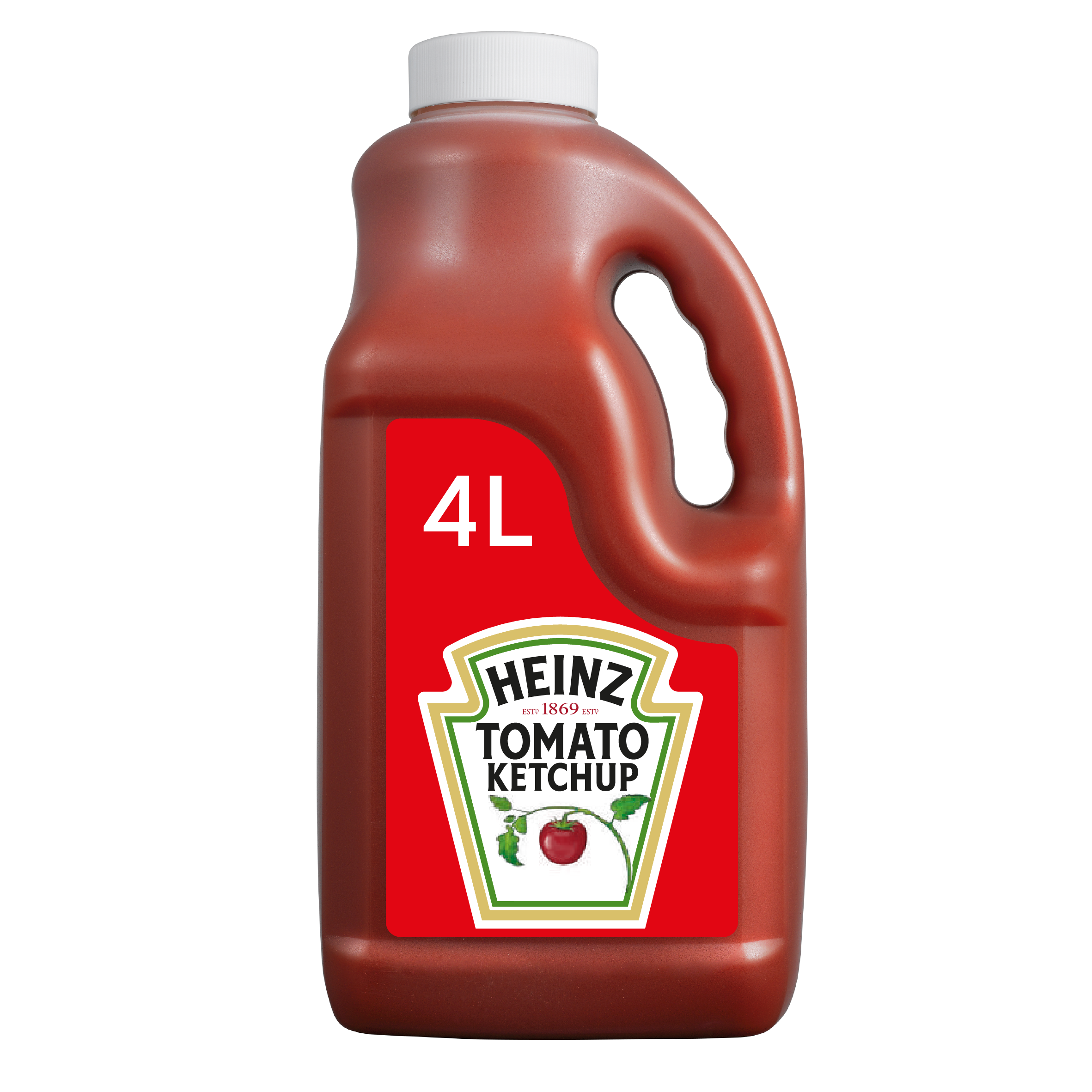 Heinz Tomato Ketchup 4L Handle Jars