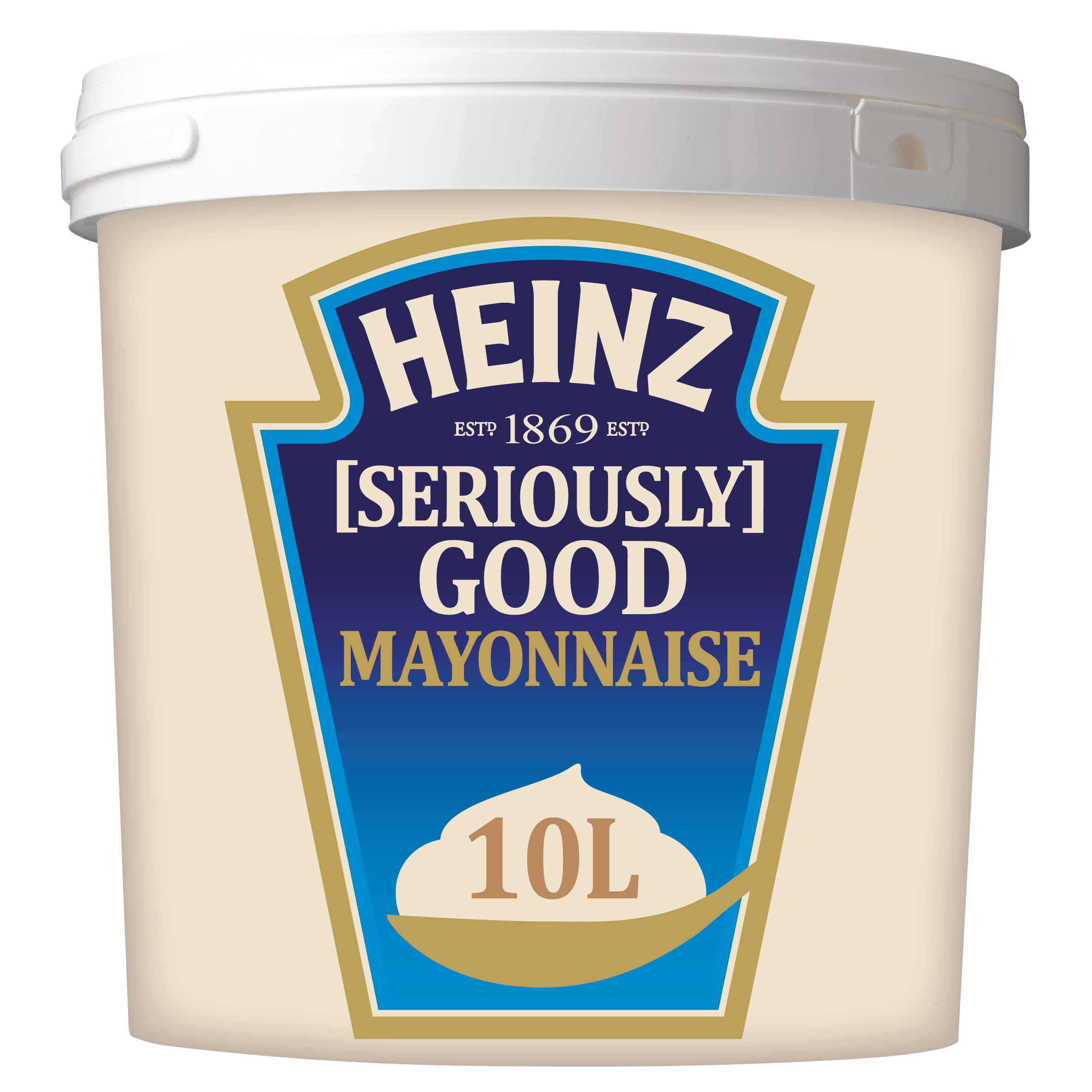 Heinz Seriously Good Mayonaise 70% 10L