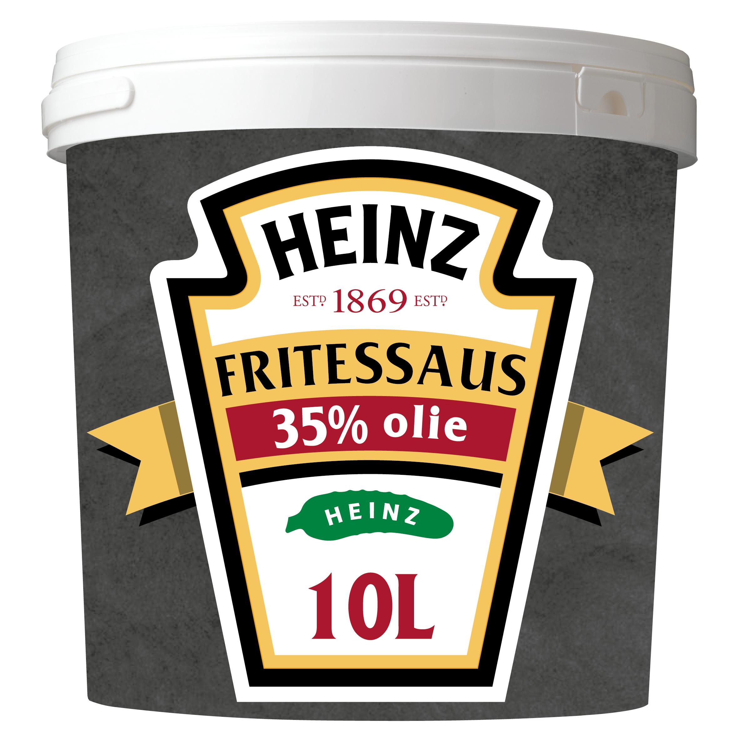 Heinz fritessaus 35% olie 10L emmer image