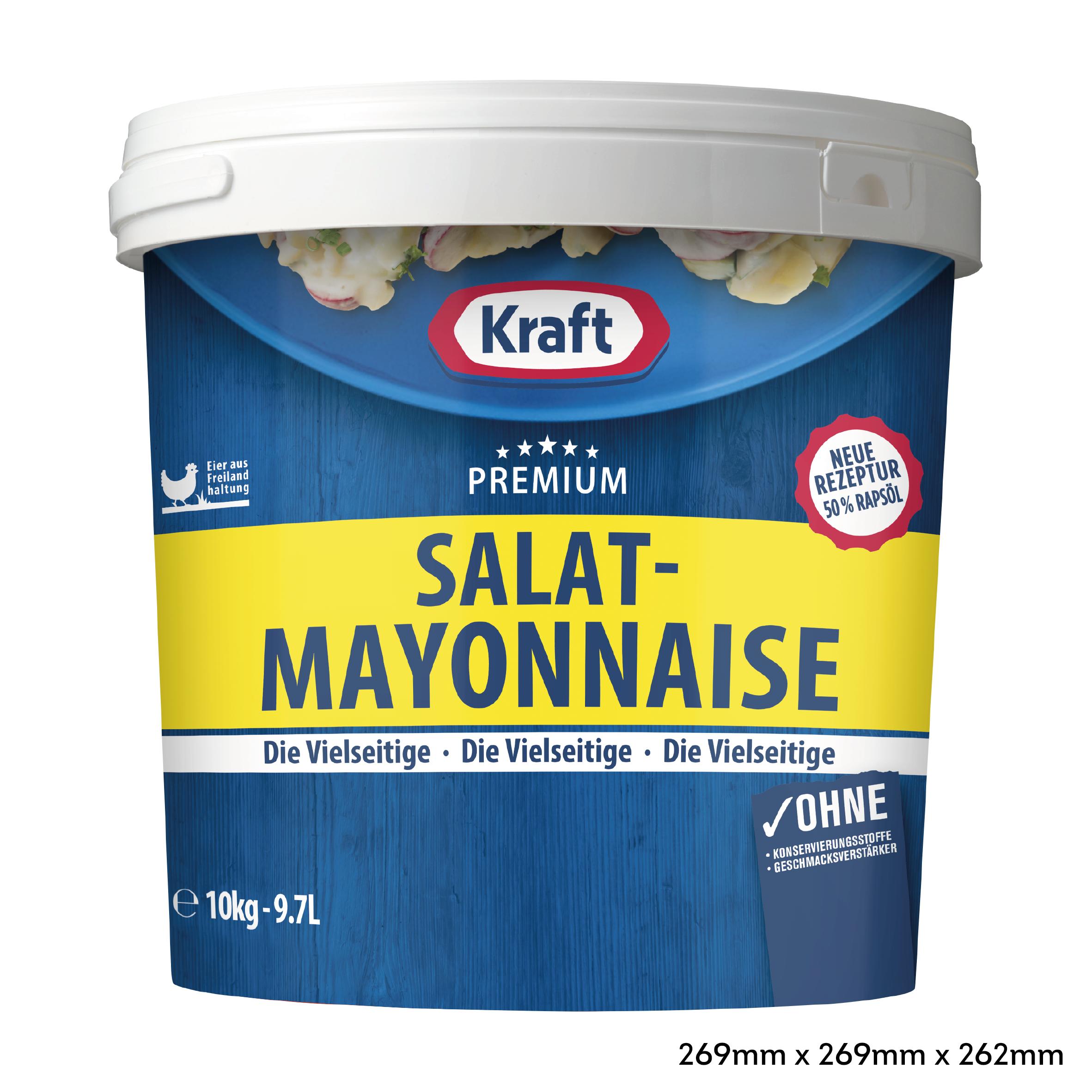 Kraft Salat Mayonnaise 10kg