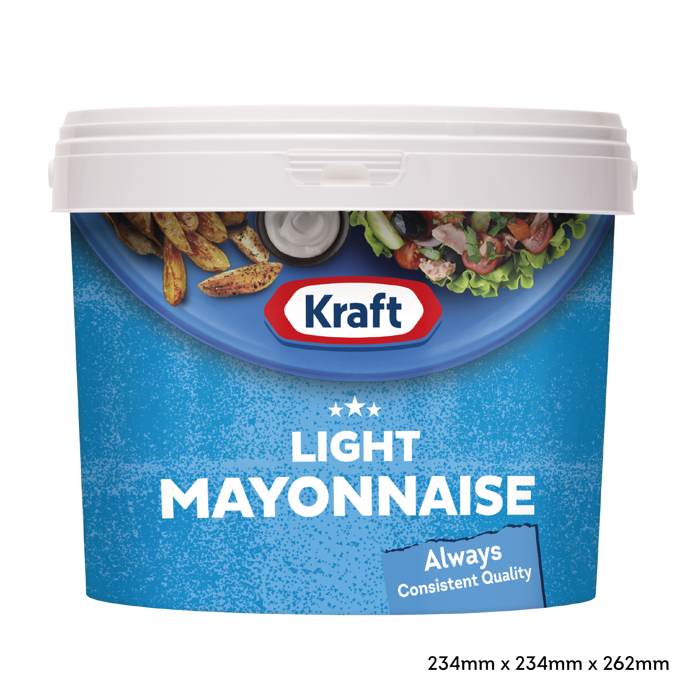 Kraft Light Mayo5L