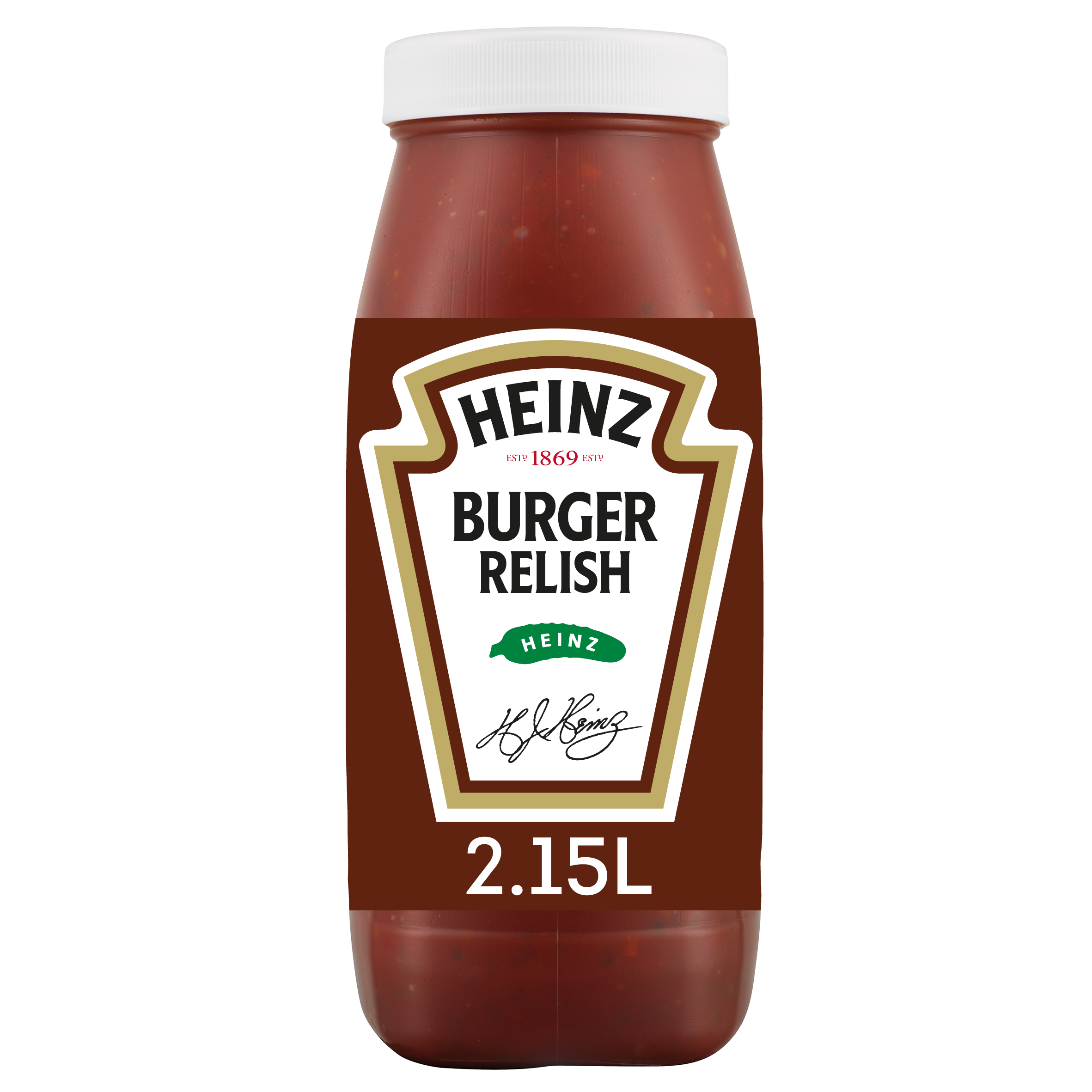 Heinz Burger Relish 2.15L Jars image