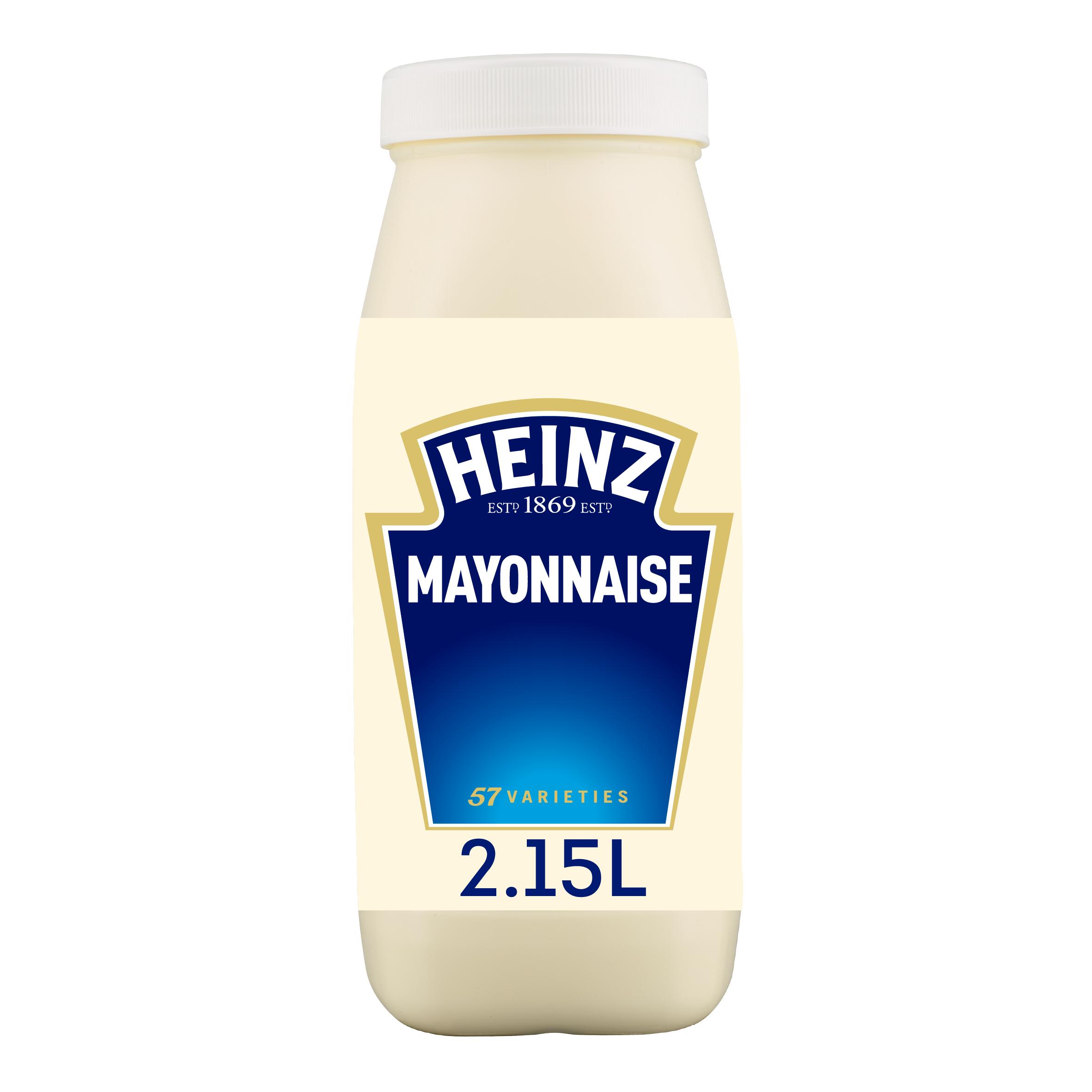 Heinz Mayonnaise 2.15L Jars image
