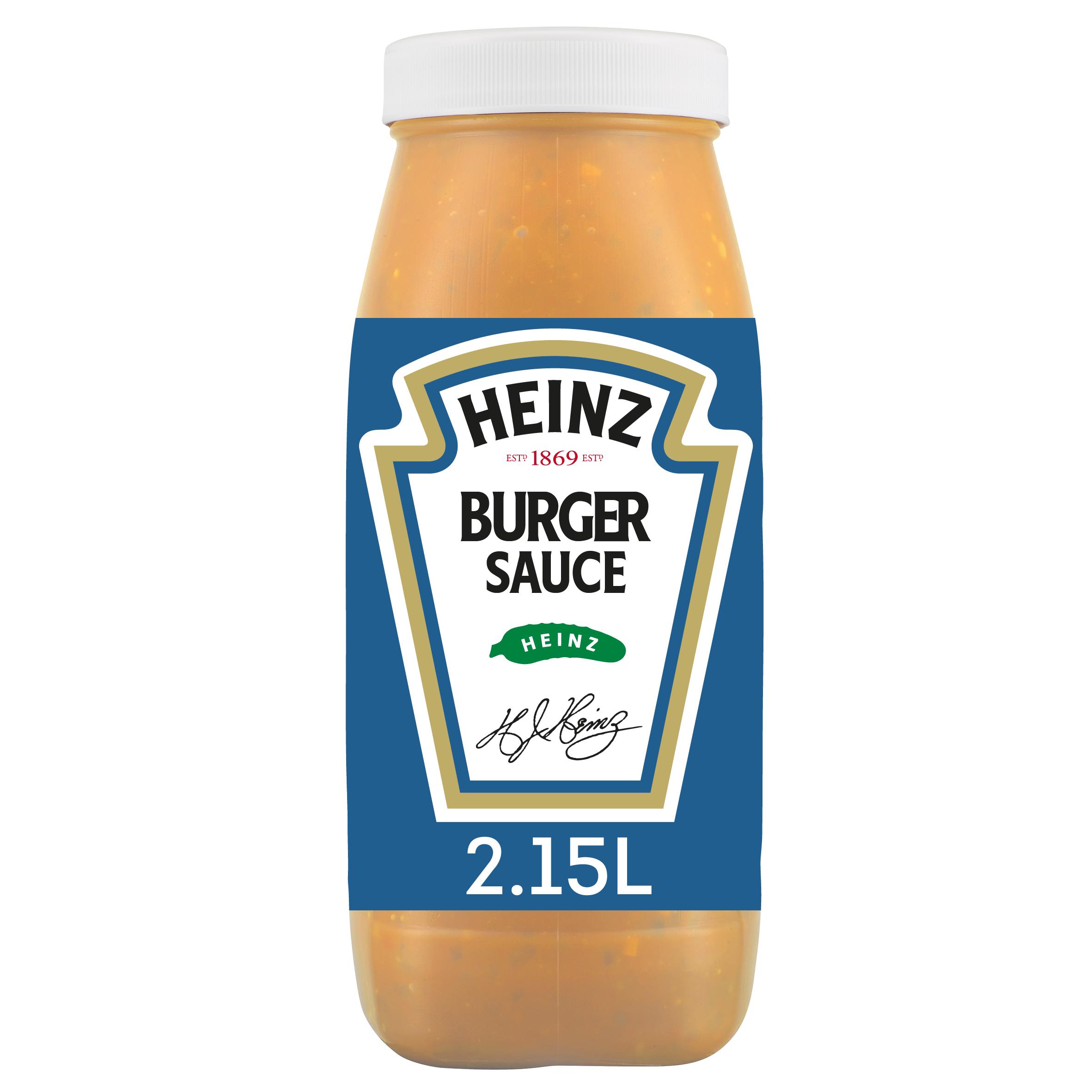 Heinz Burger Sauce Classic 2150ml image