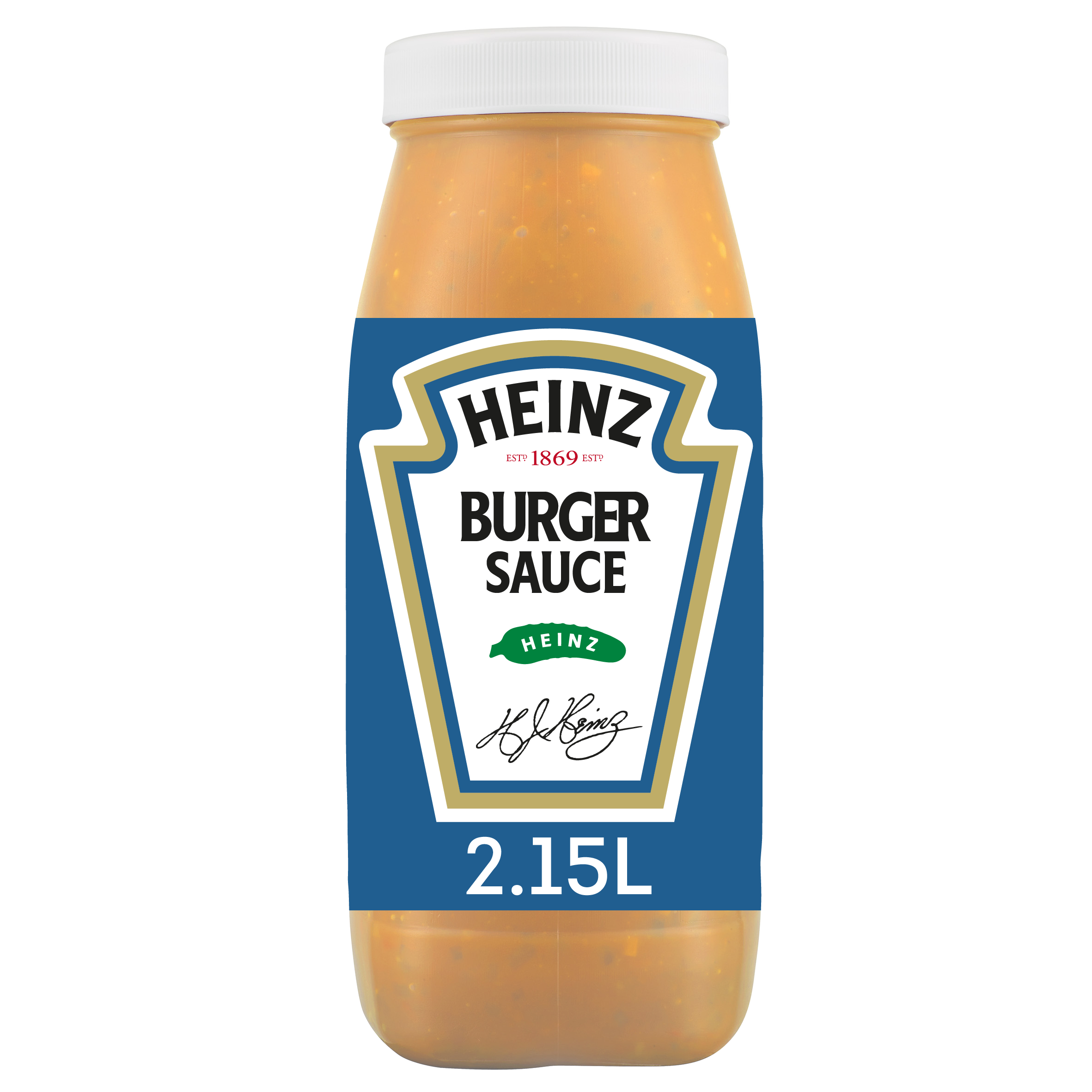 Heinz Classic Burger saus 2.15L fles image