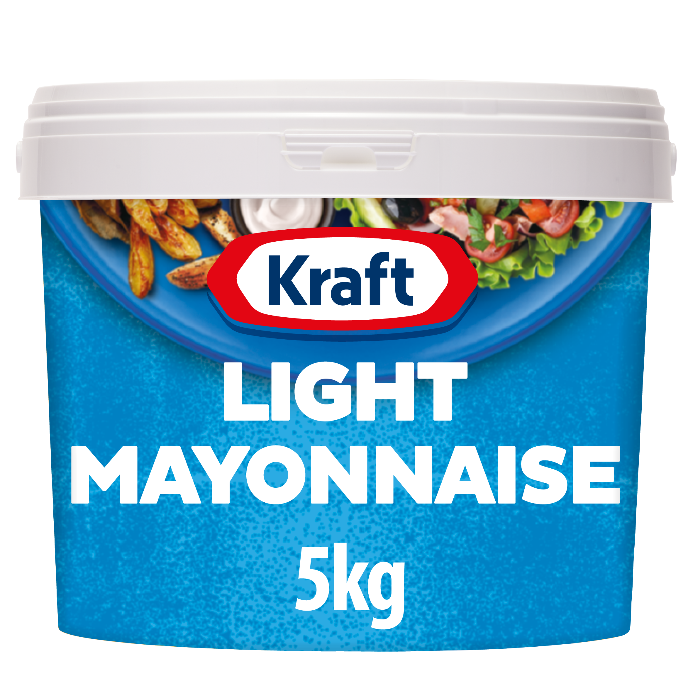 Majonez Light Kraft 5kg wiadro image