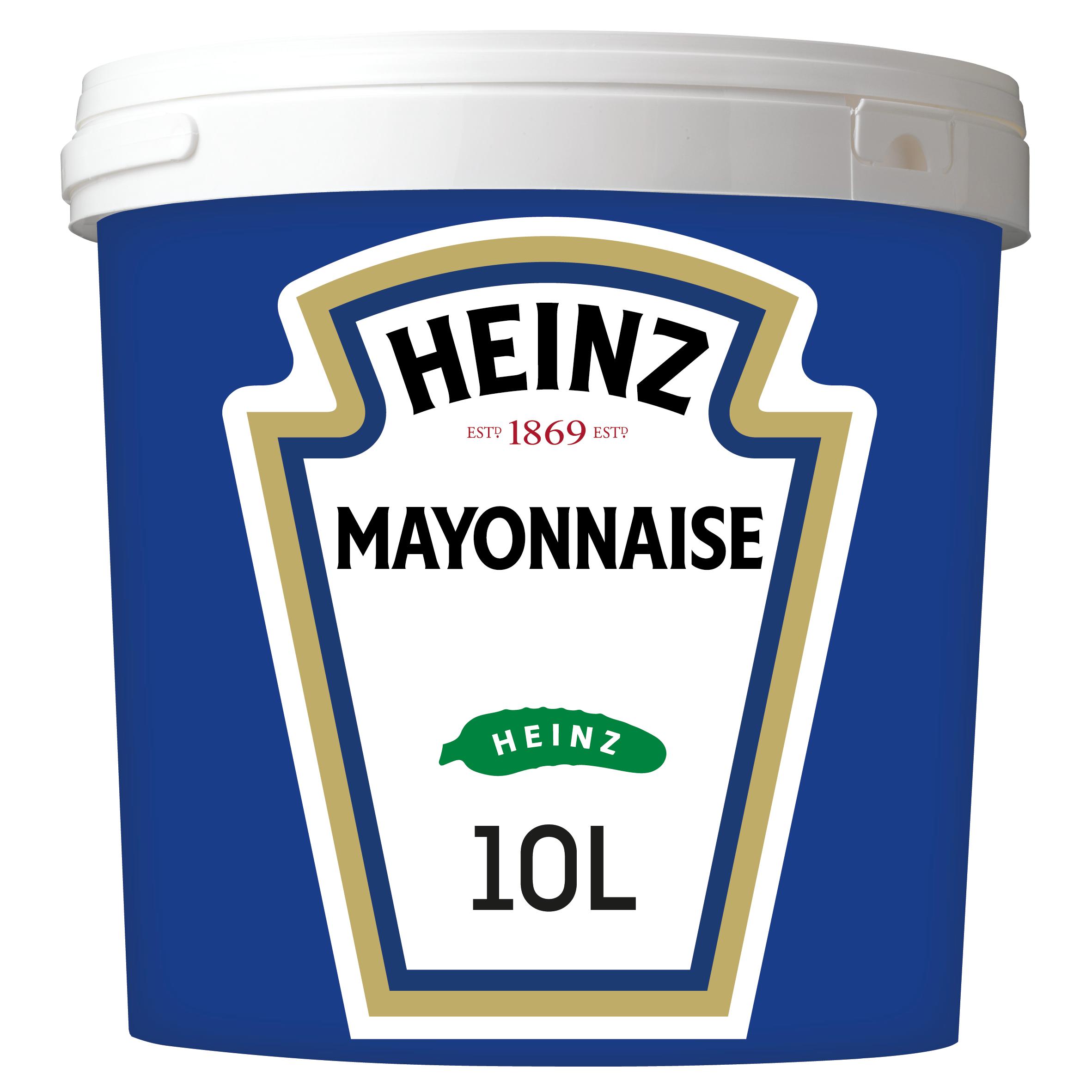 Majonez Heinz 10L wiadro image