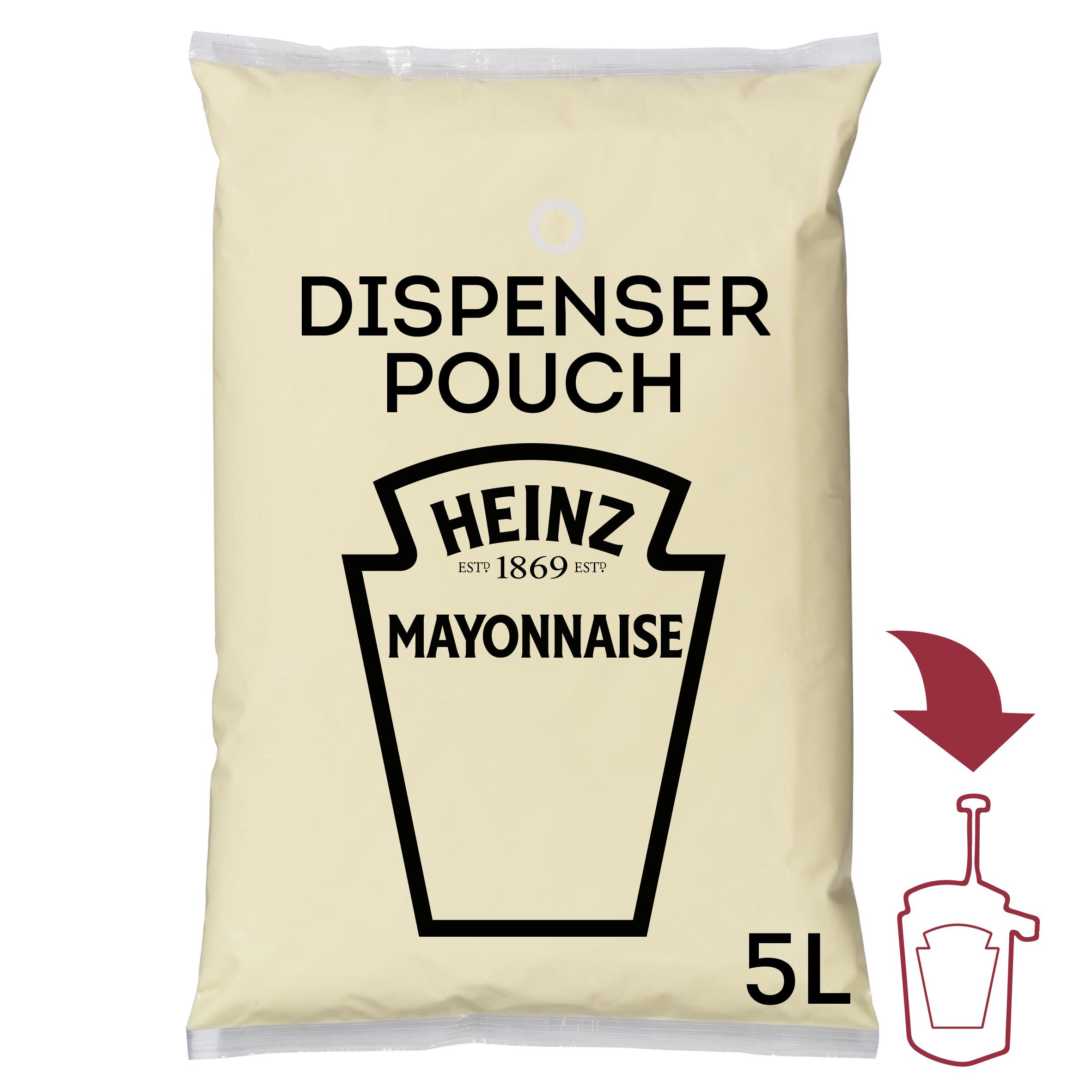 Majonez Heinz 5L dyspenser