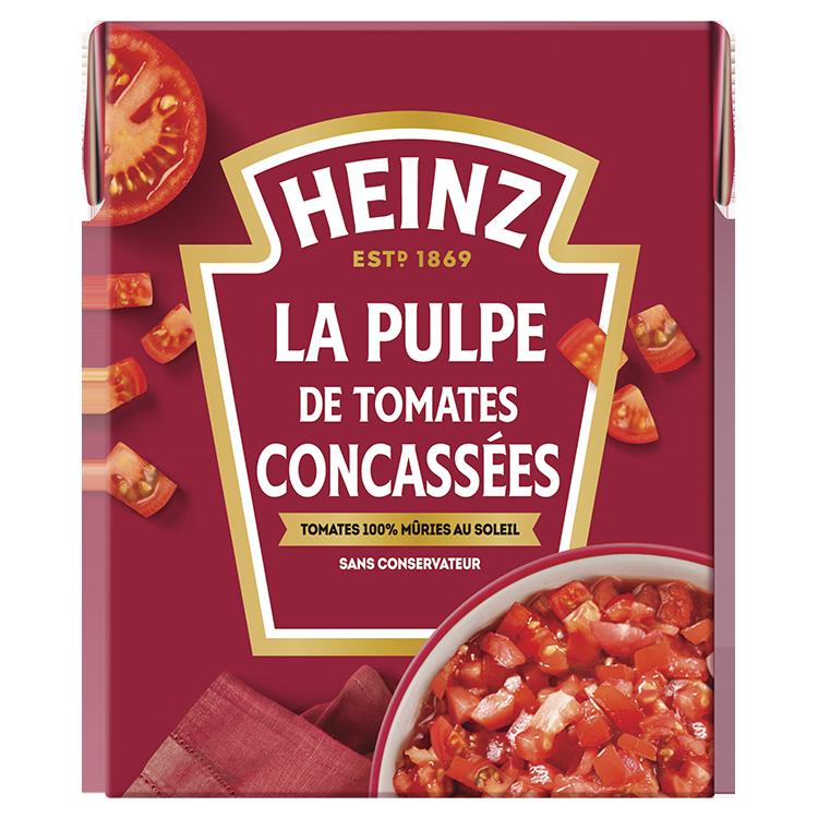 La Pulpe de Tomates Concassées